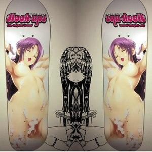 Image 5 - 6/PK Skateboard Drijvende Dek Display Wall Mount Rack Holder Hanger Fit Home Storage Display