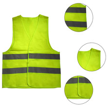 High Visibility Yellow Vest…