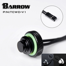 Barrow TCWD-V1/TCWDL-V1 , 10K temperature water stop sealing plugs G1/4 cooling ,Standard type and Extended