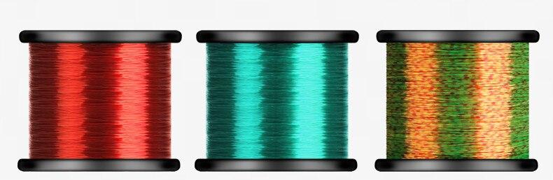 500M Linha De Pesca De Nylon Monofilamento