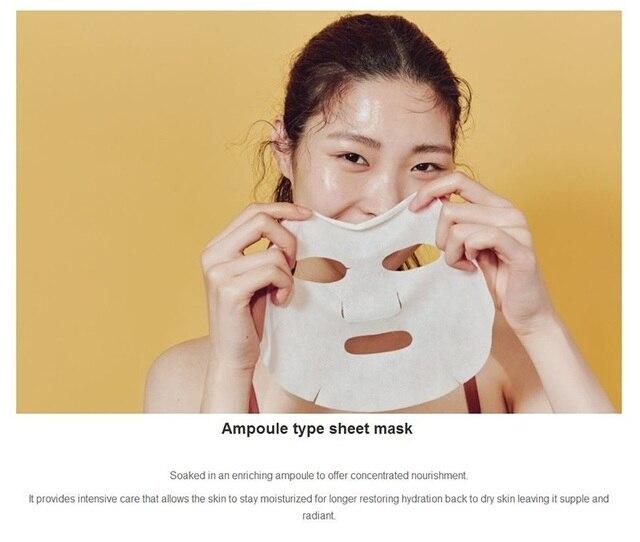 COSRX Full Fit Propolis Nourishing Magnet Sheet Mask 3ea  Moisturizing Skin care Korean Mask Face Whitening Depth Replenishment 4