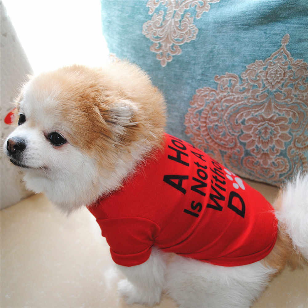 Köpek kedi Pet giysi yelek pamuk Unisex yorkshire terrier köpek yelek en iyi köpek Lover hediyeler pamuklu yaz gömlek perros mascotas