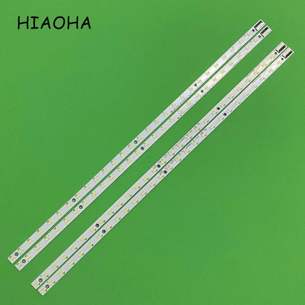 LED Strip For Sharp TCL 50'' TV V500H1-LS5-TLEM4 TREM4 V500H1-LS5-TLEM6 TREM6 V500HJ1-LE1 L500H1-4EB L50E5090-3D V500HK1-LS5