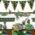 Джунгли украшения джунгли вечерние для вечеринки в стиле сафари вечерние Baby Shower Декор День рождения вечерние украшения Дети и надписью «Wild ...