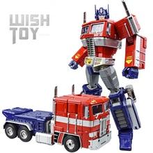 WJ Transformation Robot G1 MPP10 Masterpiece MPP 10 Alloy 33cm Trailer Truck Container OP Commander KO Action Figure Model Toys