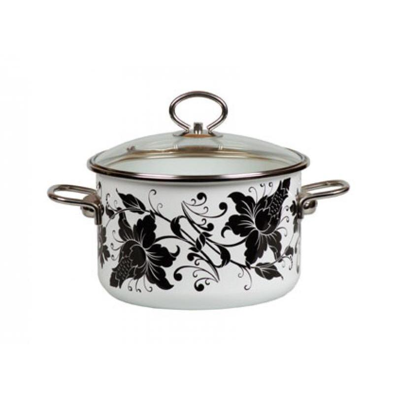Pan VITROSS, Tango, 4 L, with glass cover