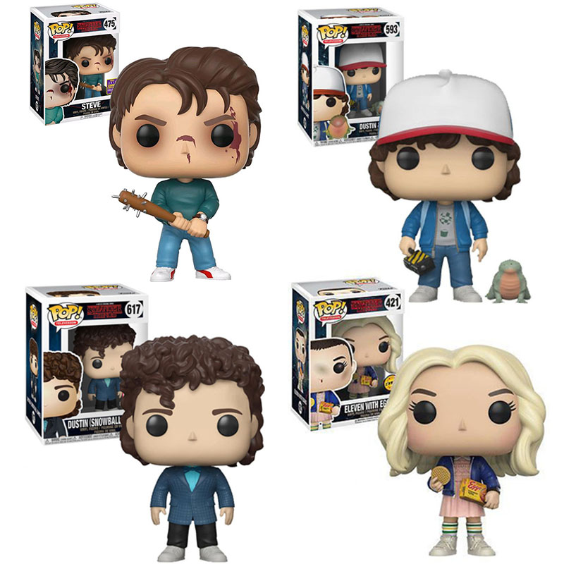 Funko POP Stranger Things Limited Edition Eleven With Eggos PVC Figure Toys UK