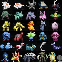 Pokemon Tangela Golem Action Figure Weepinbell Snorlax Darkrai Pinsir Sentret Pocket Monster Figurines Collections