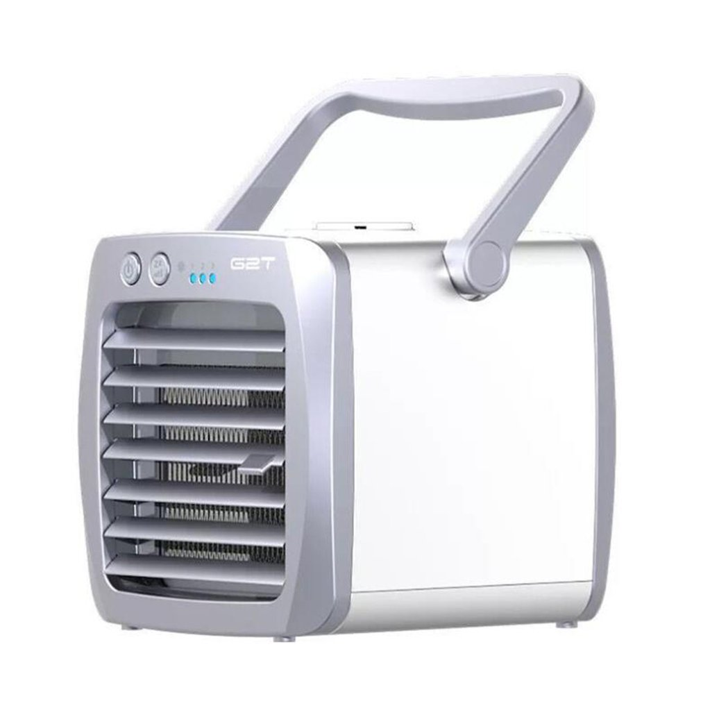 Multifunctional Car Mini Cooler Home Refrigeration Small Air Conditioning Fan Usb Small Portable Air Cooler