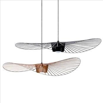 Vertigo подвесной светильник Подвеска E27 подвесной светильник для ресторана спальни/гостиной подвеска в виде шляпы лампы Декор Свет Vertigo лампа