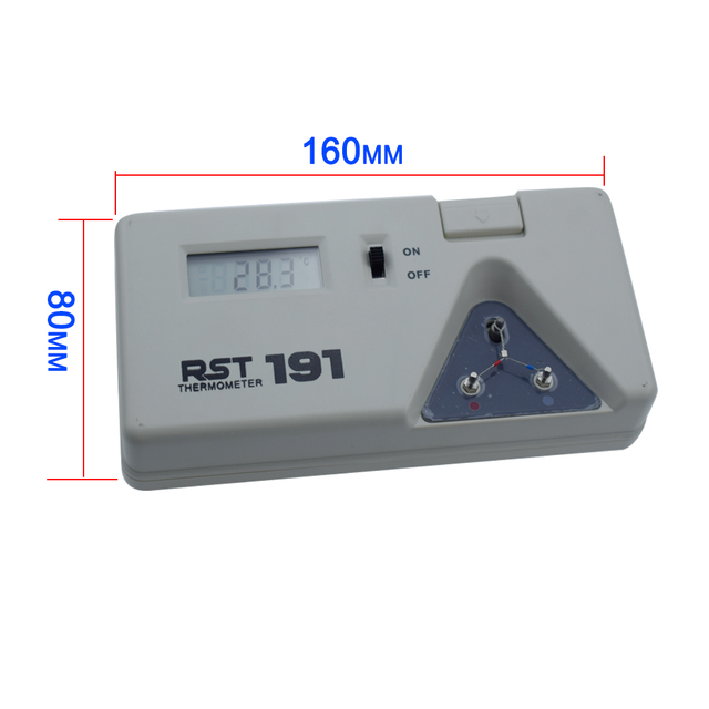 Tip Thermometer Solder Iron Measurement & Analysis Instruments