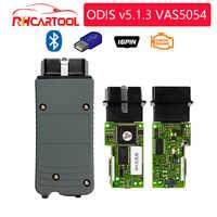 เครื่องมือ VAS 5054A OKI Keygen VAS5054A บลูทูธ Vxdiag 5054 ODIS 5.1.3 สำหรับ VW/สำหรับ AUDI VAS 5054 full Chip