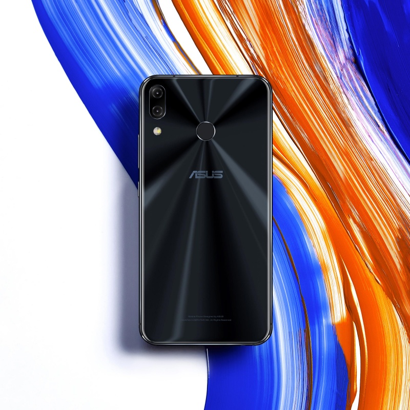 """ASUS Zenfone 5 ZE620KL NFC Android 8.0 Smartphone 4GB+ 64GB Mobile Phone 6.2"""" 19:9 FHD+ Qualcomm Snapdragon 636 3300mAh Battery"""