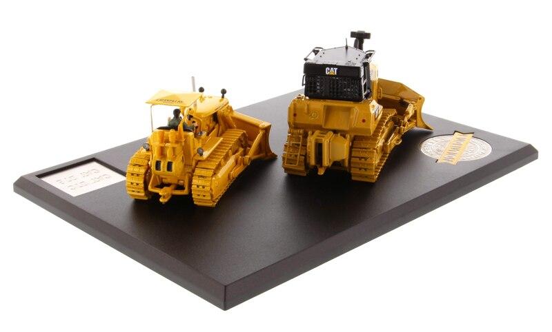 DM-85561 1:50 Cat D7 гусеничный трактор(около 1955-1959) и гусеничный трактор гусеничного типа(ток