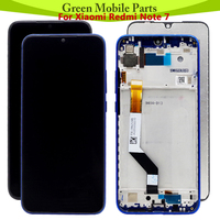 Tested For Xiaomi Redmi Note 7 LCD Display With Touch Screen Assembly For Xiaomi Redmi Note 7 Pro LCD|Mobile Phone LCD Screens| |  -