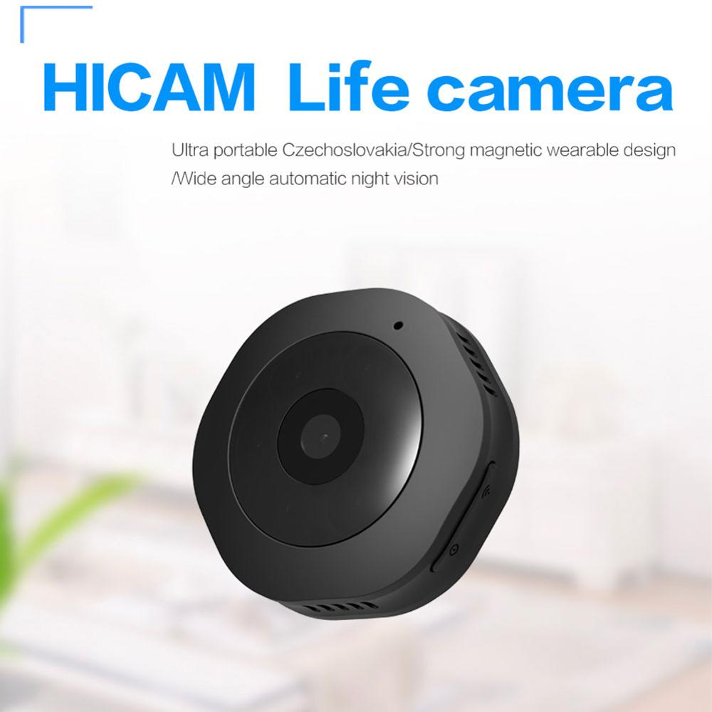 WIFI Mini Camera Infrared Night Vision Micro DV Motion Sensor Waterproof Flexible 1080 P Voice Video Recorde
