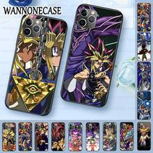 Siliconen Soft Phone Case Voor Iphone 11pro 5 S 6 S 7 8 Plus X Xs Xr Xsmax Coque Mobiele Telefoons yu-Gi-Oh Yugioh(China)