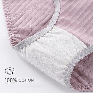 Непромокаемые менструальные трусики, физиологические трусики, женское нижнее белье, хлопковые непромокаемые трусы, нижнее белье, Прямая поставка, 3 шт./компл.|Женские трусики|   | АлиЭкспресс
