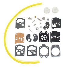 Rebuild Carburetor Repair Kit For Poulan Micro XXV 1800 200 2300 Chainsaw Replacement Assembly ai329 dip 16