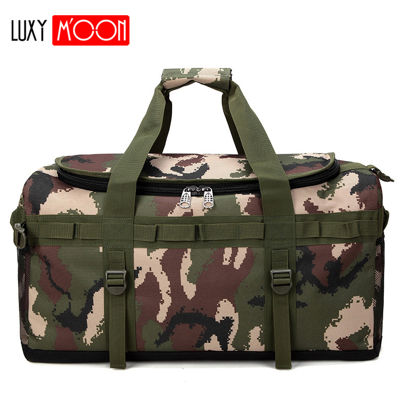 Men Handbag Large Capacity Travel Bag Fashion Shoulder Handbags Designer Male Messenger Bag Casual Crossbody Travel Bags XA162K