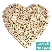 100 шт настольные украшения товары модные деревянные головоломки