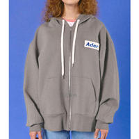 South Korea Ader Error Spring And Autumn COUPLE'S Long Sleeve Hoodie Coat Original Customizable 9.20 Product Arrival