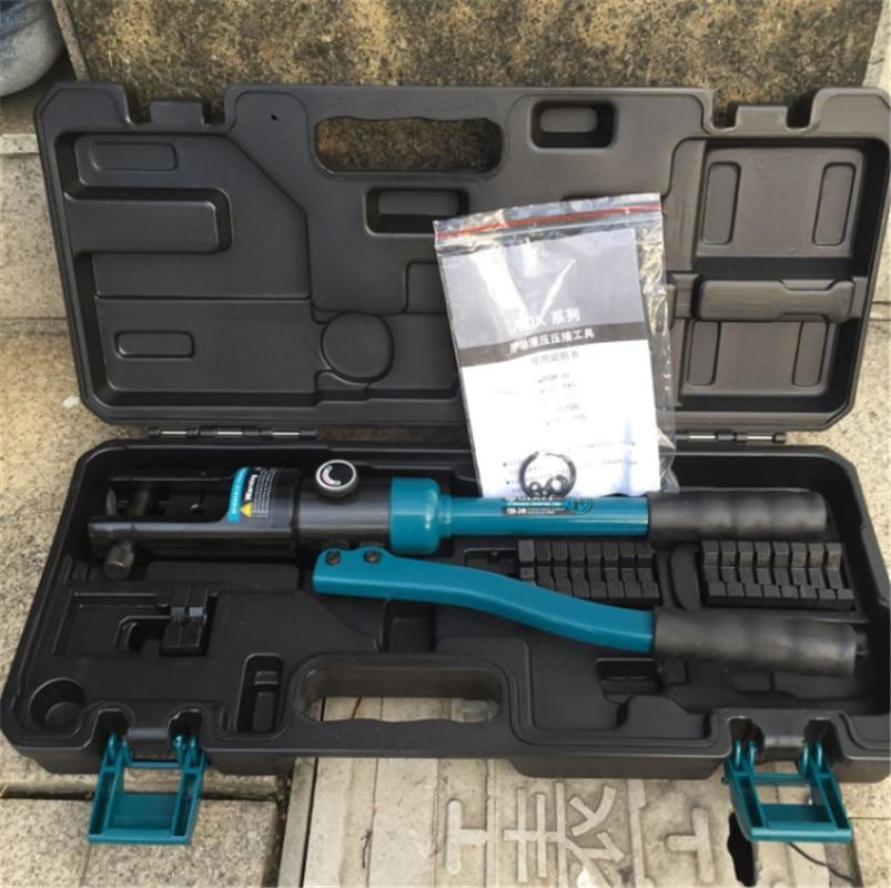 1PCS 4-70mm Hydraulic Crimping Tool YQK-70 Free Shiping
