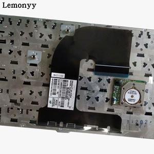Image 5 - מקלדת מחשב נייד רוסית עבור HP EliteBook 8470B 8470P 8470 8460 8460p 8460w ProBook 6460 6460b 6470 עם כסף מסגרת