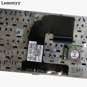 Image 5 - Russian laptop Keyboard For HP EliteBook 8470B 8470P 8470 8460 8460p 8460w ProBook 6460 6460b 6470 with silver frame