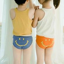 Одежда для мальчиков и девочек трусы коробки детское нижнее
