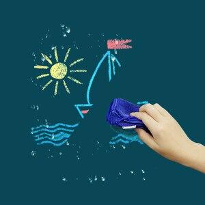 Image 4 - 磁気diy黒板描画ボードチョークペン子供絵画落書き教育おもちゃ子供の誕生日ギフト