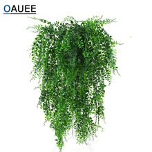 Wall-Hanging Artificial-Plant Greenplant Garland Vines Branches Simulation Rattan-Leaves