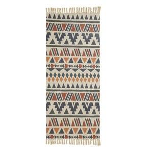 Carpet Rugs Floor-Mat Geometric Linen Hand-Woven Bedroom Living-Room Home-Decor Bohemian