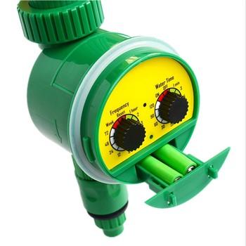 Zegar ogrodowy ogrodnictwo podlewanie ogrodu system konewka inteligentne nawadnianie ogrodu zegar system nawadniania narzędzia ogrodnicze tanie i dobre opinie Ac pro Ogród wodny timery Z tworzywa sztucznego LW420