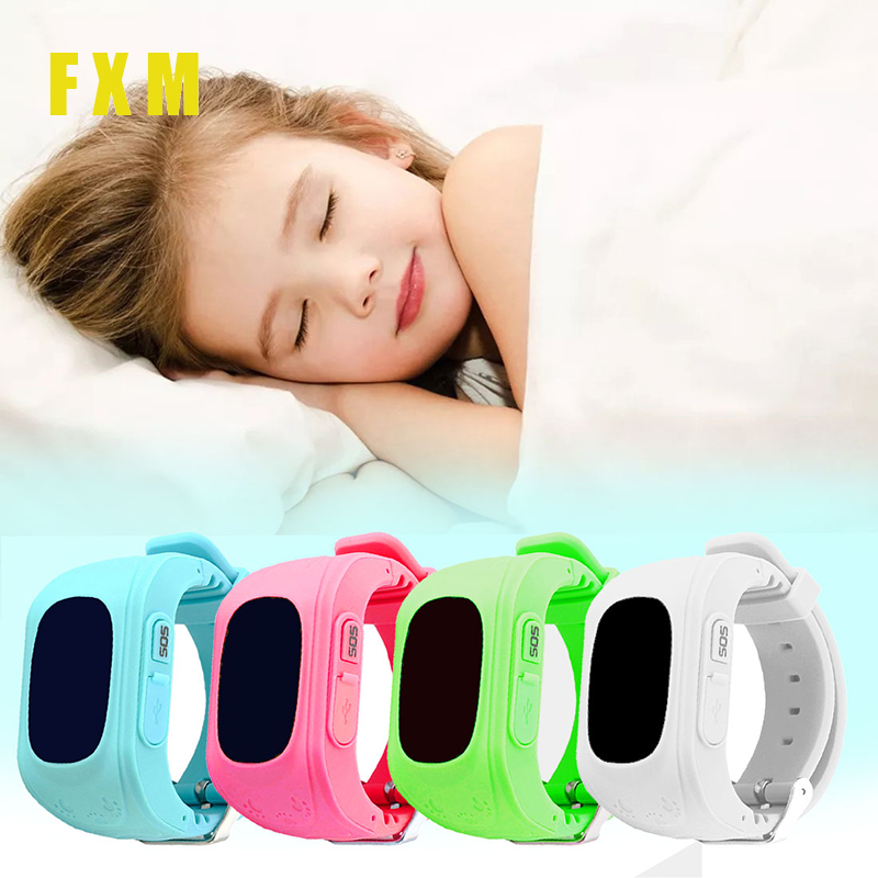 <font><b>Q50</b></font> <font><b>Smart</b></font> <font><b>Watch</b></font> Anti Lost Child <font><b>Watch</b></font> Kids Baby Smartatch SOS Call Location Finder Monitoring Positioning Tracker IOS & Android image