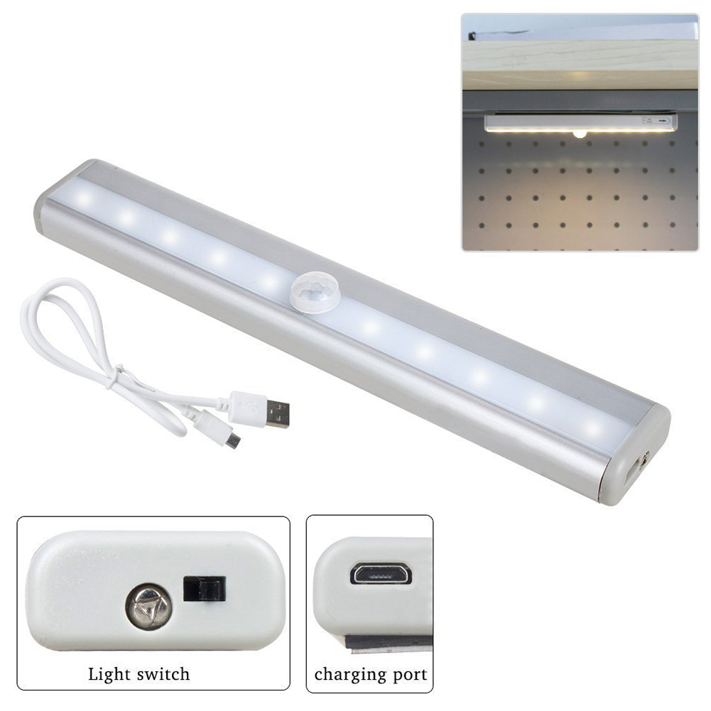Ucuz büyük Pro motion Led dolap ışığı sensörü motion sensörü dolap dolap dolap mutfak dolap led'i ışıkları AAA pil