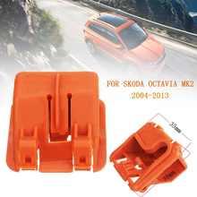 Clip de support de capot de voiture | En plastique, pour Skoda Octavia MK2 2004 2005 2006 2007 2008 2009-2013