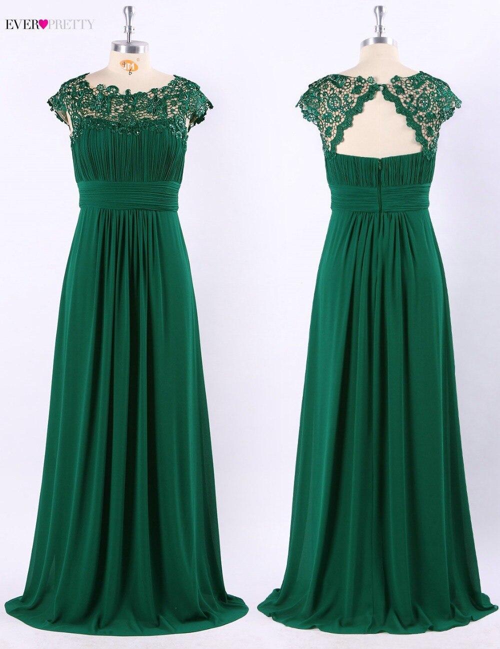 Длинные лэйси декольте открыть назад элегантный вечерние платья