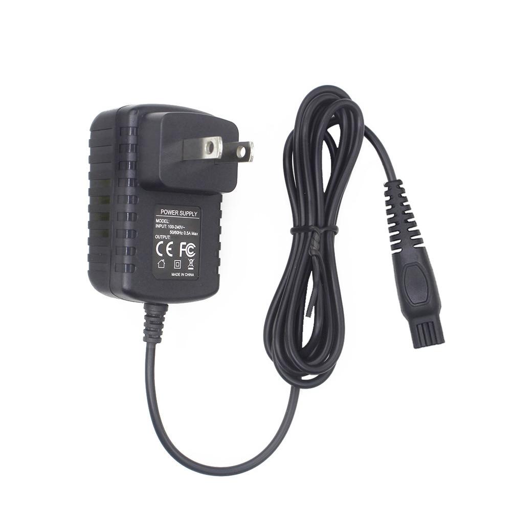 PHILIPS QT4090 SHAVER RASOIO 3 PIN caricabatteria Power Lead free TRAVEL CASE