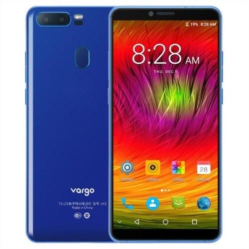 Оригинальный Варго VX3 5,7 дюймов Android 7,1 MTK6757 4 аппарат не привязан к оператору сотовой связи мобильный телефон 6 ГБ Оперативная память 128 Гб Вст...