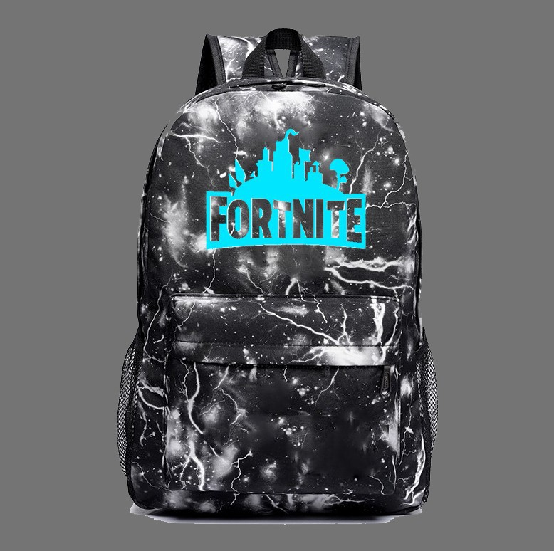 Fortnite Game Mobilefortress Of Fashion School Bag Men And Women Backpack Teenager Campus Backpack Fashion Bag