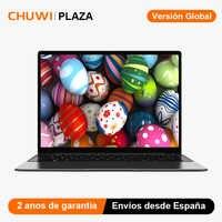 CHUWI CoreBook X 14 pulgadas 2160*1440 resolución Intel Core i5-7267U Dual Core 16GB RAM 256GB SSD portátil Slim