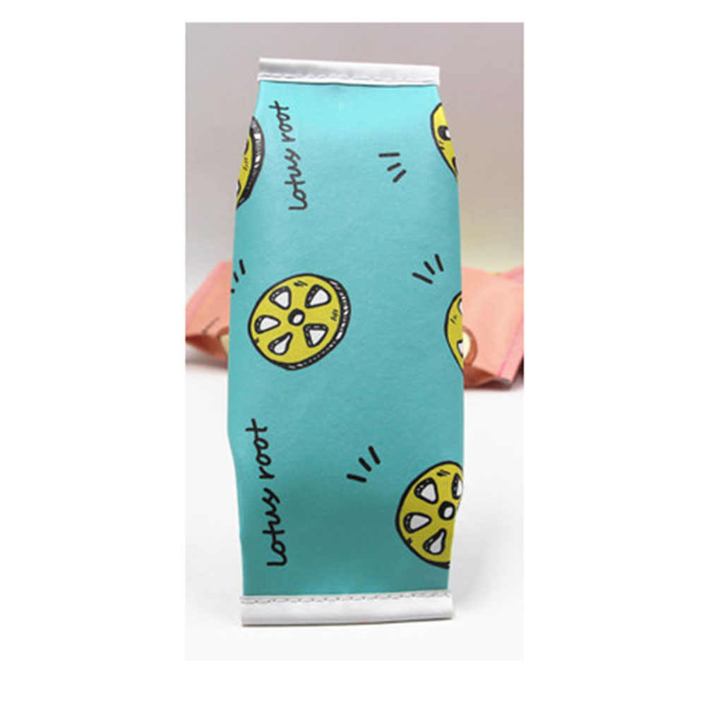 1pcs Creative Simulation Milk Cartons Pencil Case Kawaii PU Pencil Bag Box Stationery Pouch Pen Bag For Kids Gift School Supplie