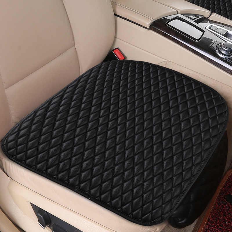 Housse de siège de voiture en cuir universel pour Renault Duster clio scénic kadjar fluence laguna koleos Espace accessoires de voiture