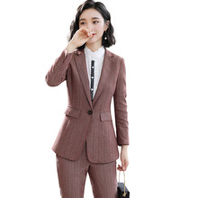 Women Suit High-quality Office Trousers Blazer Pant Suit Elegant Formal Wear Feminino Trouesers Shirt Business Work Suit