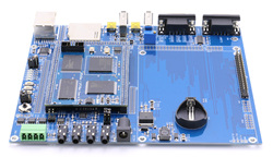 LPC4357 Develop Board High Speed USB Network 4.3inch LCD 204 MHz M4 M0 Dual-core Processor