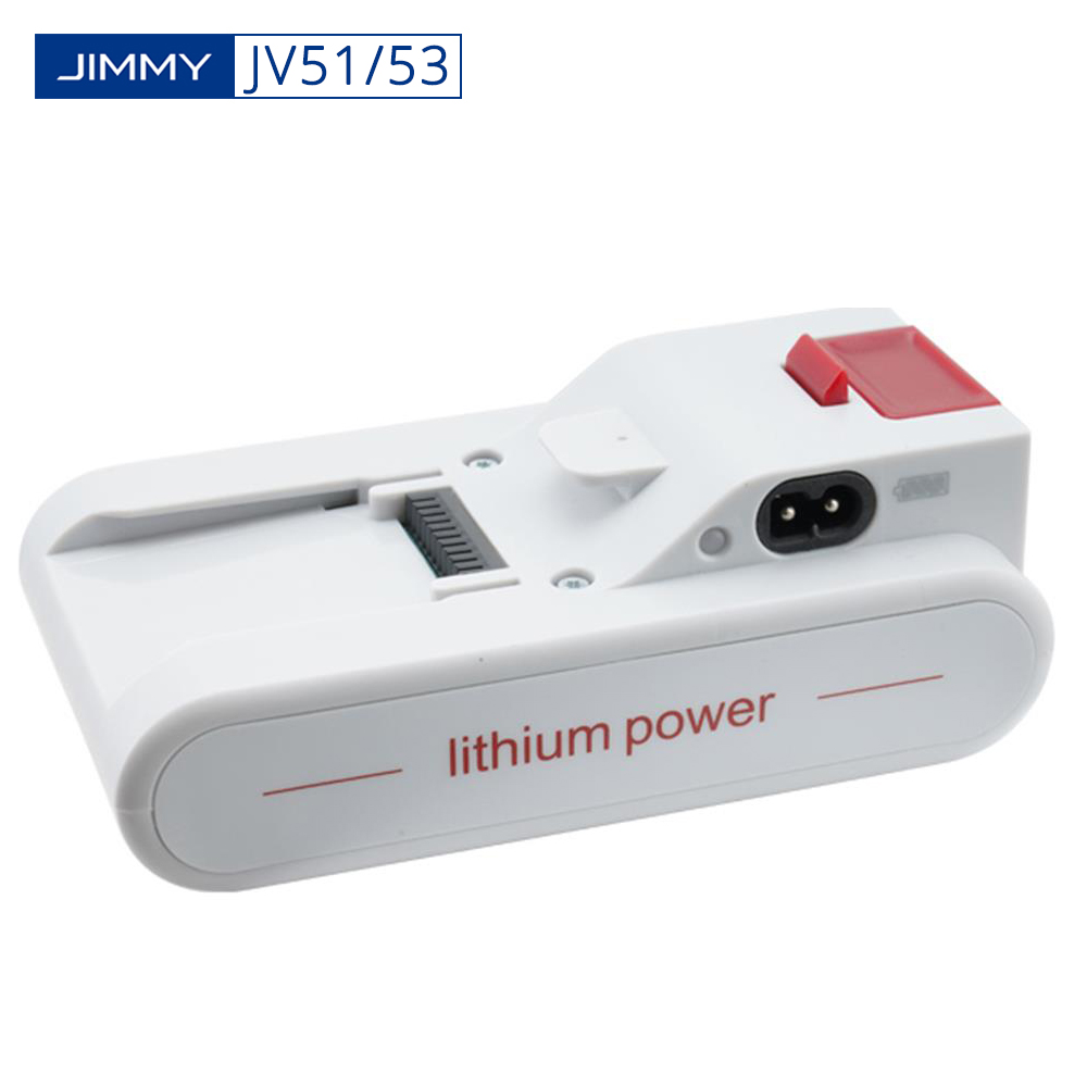 Original Battery Pack ForXiaomi JIMMY JV53 JV51 Vacuum Cleaner