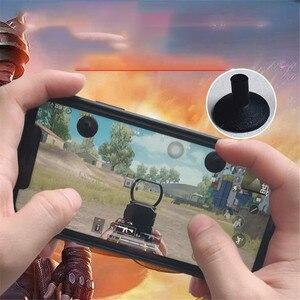 Four Finger Suction Touch Button Joystick PUBG Controller Eat Chicken Artifact Peace Elite Battlefield Mobile Game Rocker 2PCS