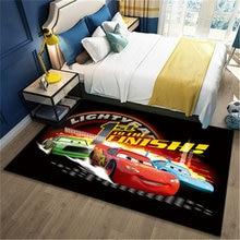 Disney 80x160 см Маккуин baby play коврик Семья Гостиная ковры