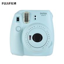 Fujifilm Instax Mini 9 мгновенная камера пленочная камера с зеркалом для селфи 5 цветов Fujifilm Instax Insta camera
